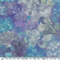 Liberty Emerald Bay bleu violet coloris C 20 x 137 cm