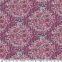 Liberty Ruby Templar rose coloris B 20 x 137 cm