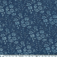 COUPON Liberty Denim Capel 1m x 137 cm