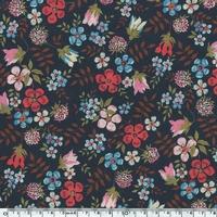 Liberty Edenham sorbet  coloris S 20 x 137 cm