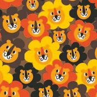 Jersey Fabric Addict Lions 20 x 160 cm