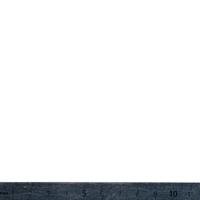 Jersey 95% coton 5% spandex blanc 20 x 140 cm