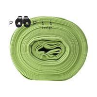 Bord-côte vert pomme 20 x 90 cm