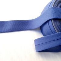 Biais Première Etoile uni blueberry 1m