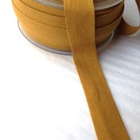 Biais Première Etoile Uni moutarde 1m