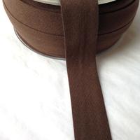 Biais Première Etoile uni chocolat 1m