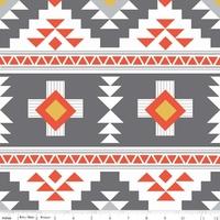 Tissu Four Corners Main Black Sparkle coloris gris 20 cm x 110 cm