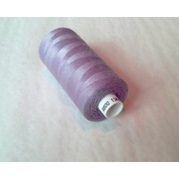 Bobine de fil à coudre lavande 1000m