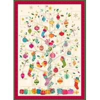 Kit calendrier de l'Avent L'arbre aux cadeaux