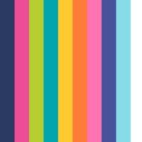 Tissu Colorific larges bandes 20 x 110 cm