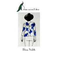 Patron blouse Violette