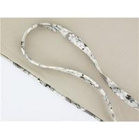 Passepoil Liberty Mitsi gris clair coloris X 50cm