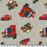Jersey Cars 20 x 140 cm