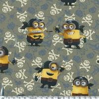 Jersey Minions 20 x 140 cm