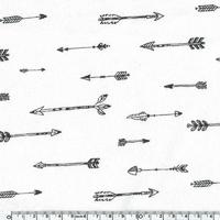 Molleton Flèches 20 x 140 cm