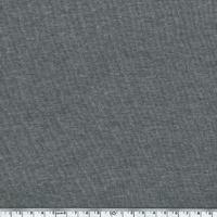 Molleton uni gris chiné 20 x 140 cm