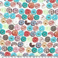 Popeline Donuts 20 x 140 cm