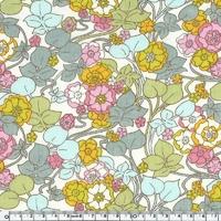 EXCLU Liberty Jersey Boxford pastel coloris A 20 x 140 cm