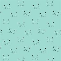 Jersey Cats mint 20 x 160 cm