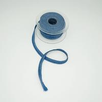 Passepoil Première Etoile Uni jean denim 1m