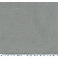 Sweat moucheté gris 20 x 140 cm