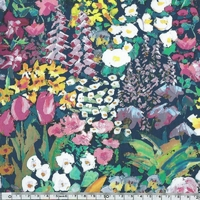 Liberty The painter's meadow coloris B 20 x 137 cm
