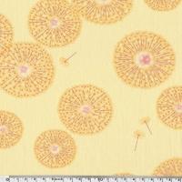 Liberty Fairy Clock jaune 20 x 137 cm