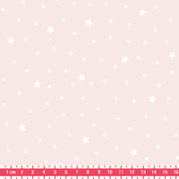 Tissu Première Etoile coloris Nude 20 x 140 cm