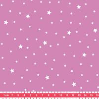 Tissu Première Etoile coloris Guimauve 20 x 140 cm