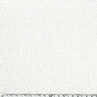 Jersey flammé blanc cassé 20 x 160 cm