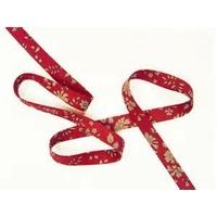 Biais Liberty Capel rubis 50cm
