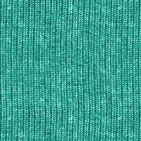 DERNIER COUPON Tissu Trompe-l'oeil tricot vert 1M45 x 110 cm