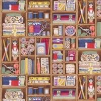 Tissu Sewing Boîte à couture 20 x 110 cm