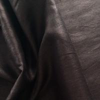 Lin chintz noir 20 x 140 cm