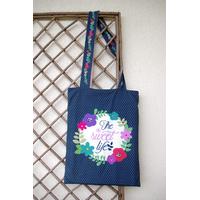 Kit à coudre Tote Bag The Sweet Life par Latcho Drom