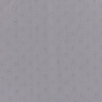 Plumetis FDS gris 20 x 140 cm