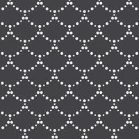 Jersey Millie Fleur Ripples Black 20 x 150 cm