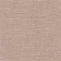 Lin enduit coloris rose poudré 20 cm x 140 cm
