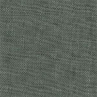Lin enduit coloris pin 20 cm x 140 cm