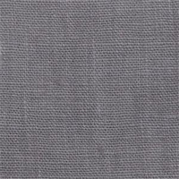 Lin enduit coloris acier 20 cm x 140 cm