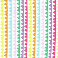 Tissu Zipper stripe coloris bright 20 x 110 cm