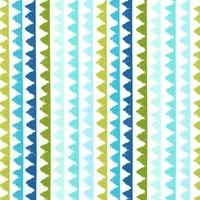 Tissu Zipper stripe coloris aqua 20 x 110 cm