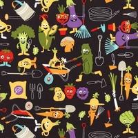 Tissu Farming friends coloris coco 20 x 110 cm