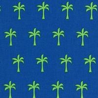 Tissu Regatta palmiers 20 x 110 cm
