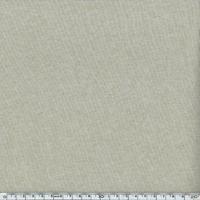 Bord-côte beige chiné assorti au molleton 20 x 64 cm