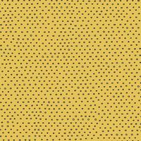 Tissu Square Dot Blender coloris Jaune 20 x 110 cm