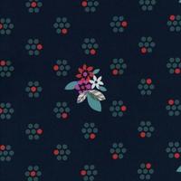 Tissu Fruit dots 20 x 110 cm