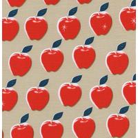 Tissu Picnic Pommes 20 x 110 cm