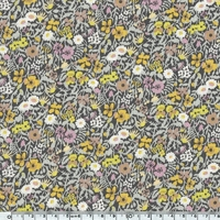 EXCLU Liberty Jersey Fitzgerald Physalis 20 x 150 cm