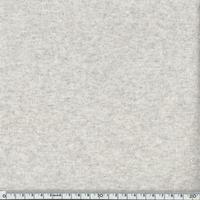 Bord-côte beige chiné 20 x 72 cm assorti au jersey coton/spandex